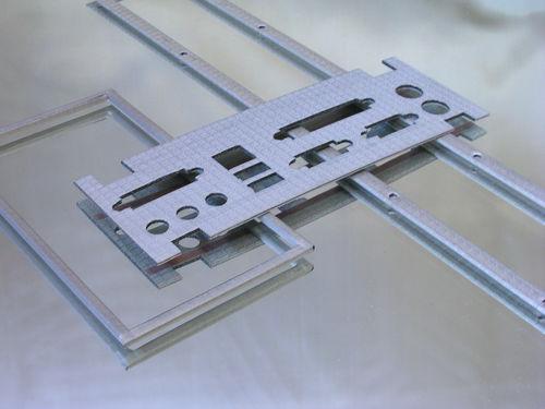O-ring seal / rectangular / foam / EMI shielding