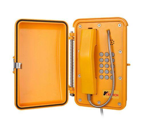 Emergency telephone / vandal-proof / weather-resistant KNSP-019 HONGKONG KOON TECHNOLOGY LTD