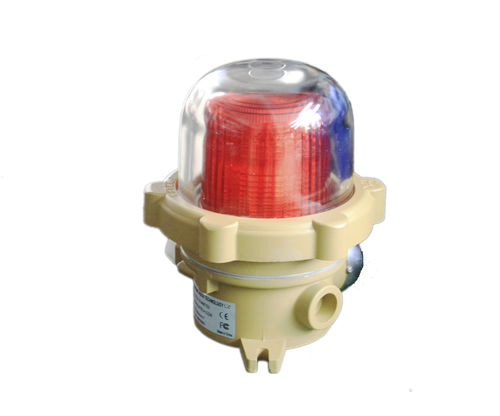 beacon with audio signal / strobe / LED / explosion-proof