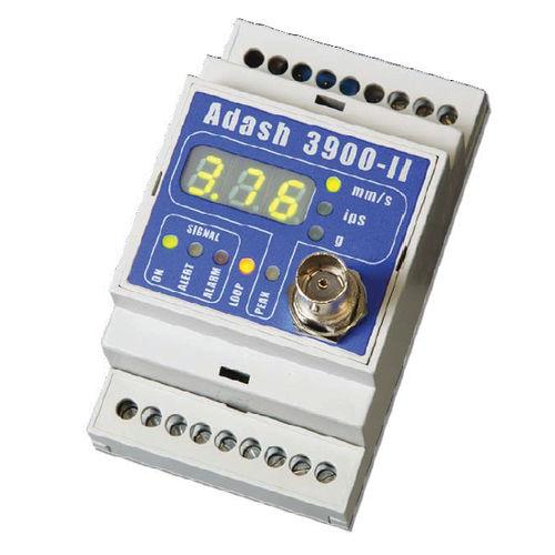 vibration monitoring system / digital / control system / online
