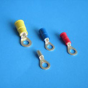 ring cable termination / tubular / nylon-insulated