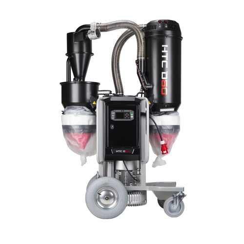 electric dust extractor / mobile / cyclone / compact