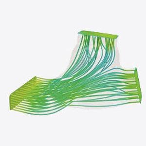 CFD software / optimization / design / fluid flow