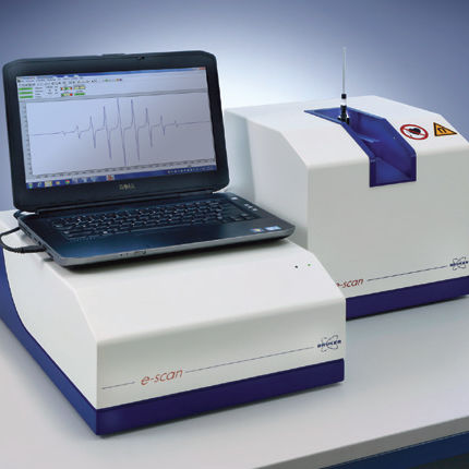 EPR spectrometer / automatic / compact / educational