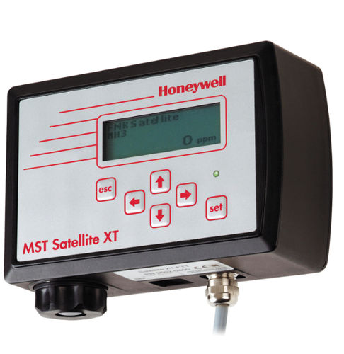 toxic gas transmitter / electrochemical / multi-use