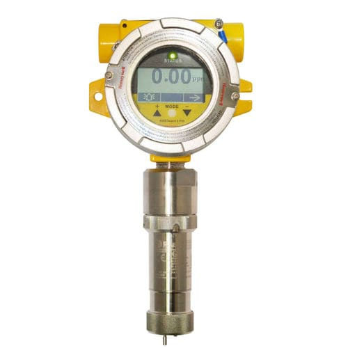 volatile organic compound detector / gas / PID / fixed