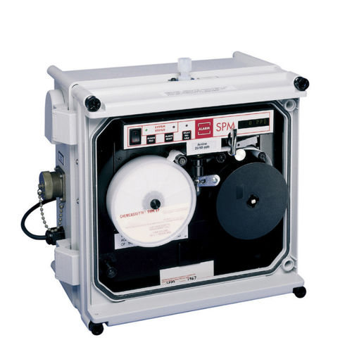 gas monitoring system / environmental