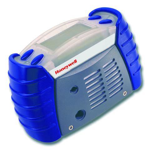 Gas detector / multi-gas / portable Honeywell analytics