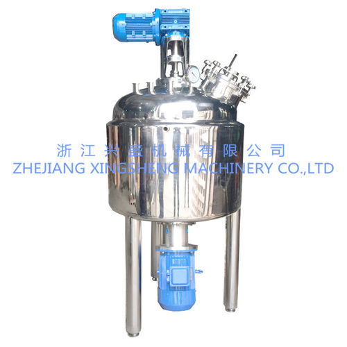 dynamic mixer / batch / for liquids / for the food industry