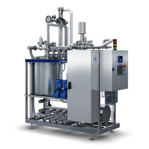 automatic cleaning machine / water / for the food industry