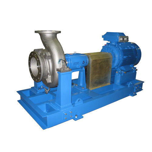 chemical pump / electric / centrifugal / chemical