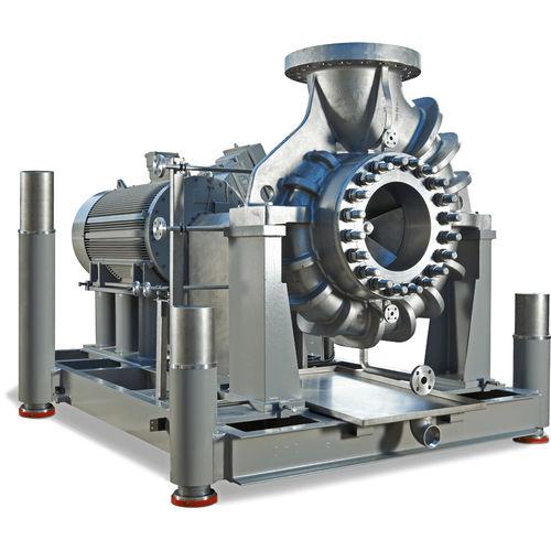 chemical pump - Emile Egger & Cie SA