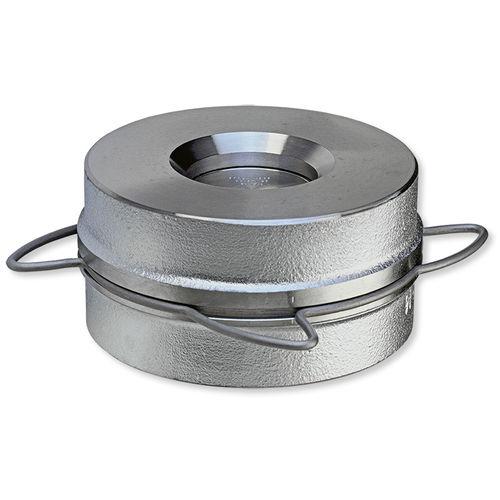 Disc check valve / high-pressure / spring RK 49 GESTRA AG