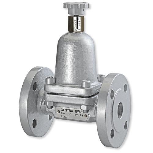 manual valve / temperature control