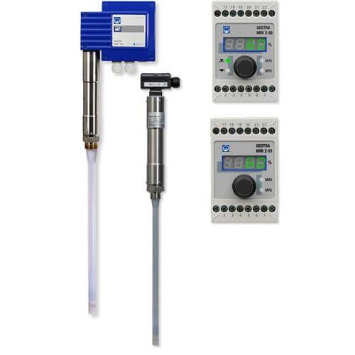 Boiler level controller NRR 2-50, NRR 2-51 GESTRA AG