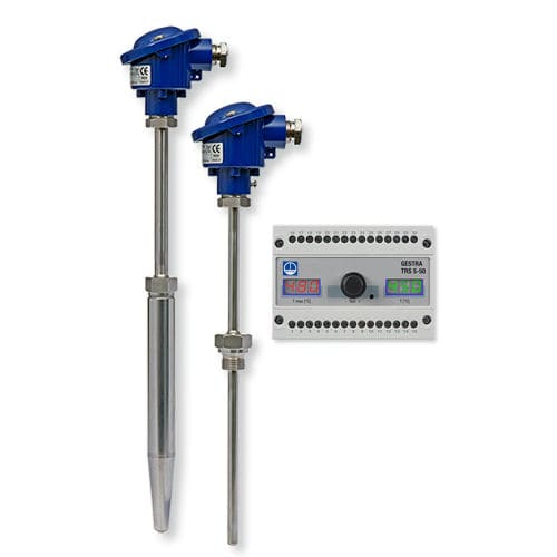 Digital temperature limiter / SIL 3 / safety TRS 5-50 GESTRA AG