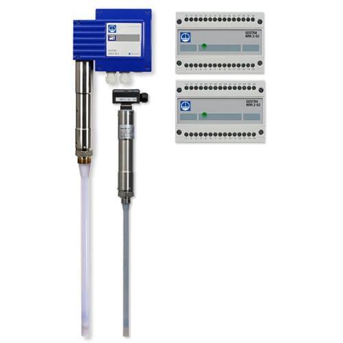 Boiler level controller NRR 2-52, NRR 2-53 GESTRA AG