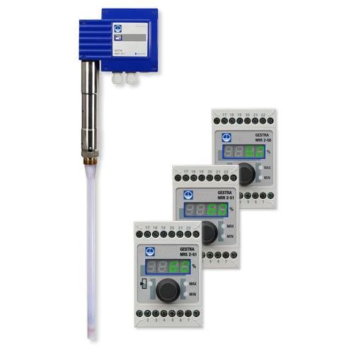 Boiler level controller NRGT 26-1S, NRS 2-51, NRR 2-50, NRR 2-51  GESTRA AG