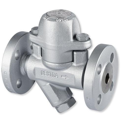 Condensate drain / manual / heat-recovery DK series GESTRA AG