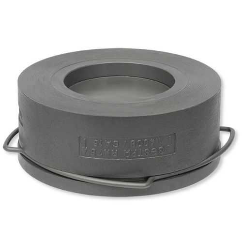 Disc check valve / for industrial applications / for HVAC / spring RK 76 GESTRA AG