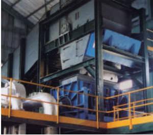 hammer mill / vertical / for sugar cane