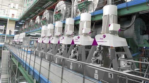 sugar centrifuge / process / vertical / batch