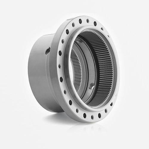 bevel gear / helical / precision / internal