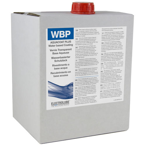 Dielectric varnish / protective / liquid / water-based WBP, WBPs ELECTROLUBE