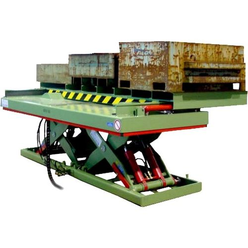Double-scissor lift table / hydraulic 11.10511 Büter Hebetechnik GmbH