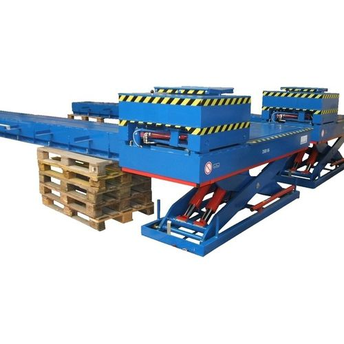 fixed scissor lift / hydraulic