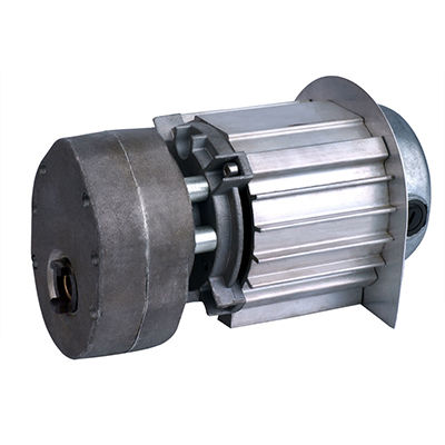 10 - 50 W gear-motor / 50 - 100 W / 100 - 500 W / 10 - 20 Nm