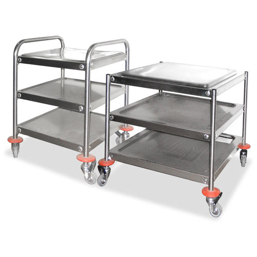 Storage cart / handling / metal / shelf Orved S.p.A.