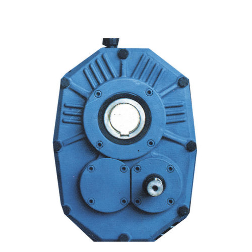 parallel-shaft gear reducer / high-rigidity / shaft-mounted / for conveyors