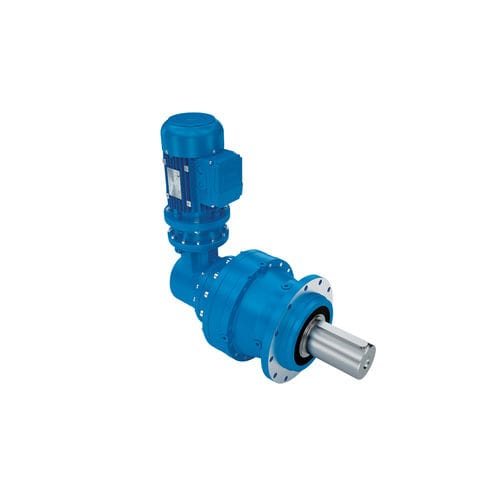 planetary gear reducer / coaxial / right-angle / high-torque