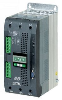 Motor soft starter / digital / three-phase / two-phase controlled 14 - 165 A | STM  CD Automation UK Ltd