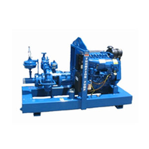 Hand-priming pump / centrifugal / high-pressure / irrigation J series Thompson Pump