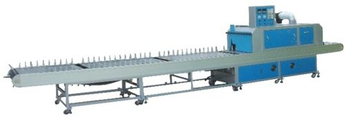 UV curing system / in-line