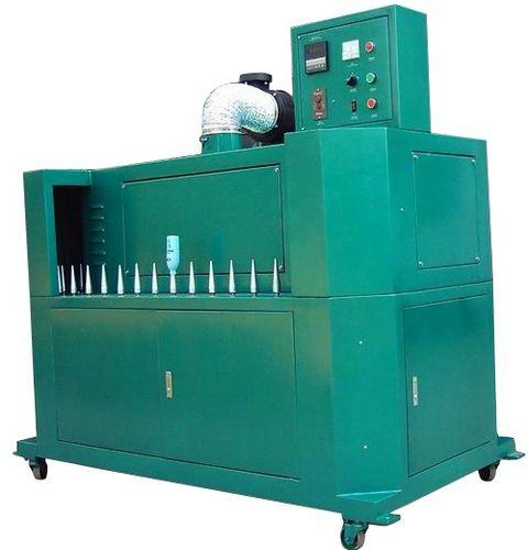 drying oven / UV / rotary