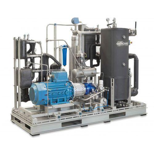 gas compressor / helium / hydrogen / stationary