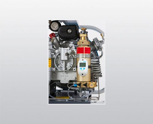 cartridge filtration unit / for compressed air / air