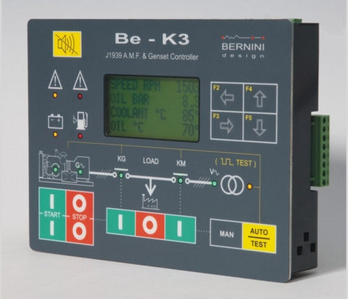 Generator set control panel / automatic BeK3 bernini design srl