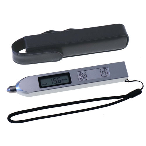 pen type vibration meter / for machine monitoring / for rotating-machine balancing / portable