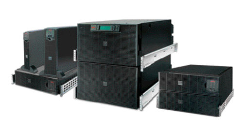 On-line UPS / double-conversion / with power factor correction (PFC) / for server rooms Smart-UPS series APC MGE