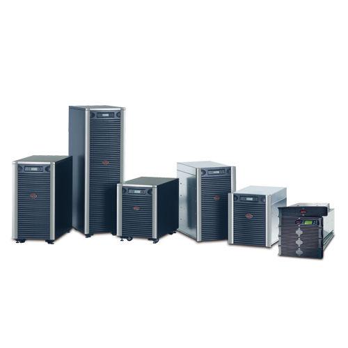 On-line UPS / double-conversion / single-phase / server Symmetra series  APC MGE