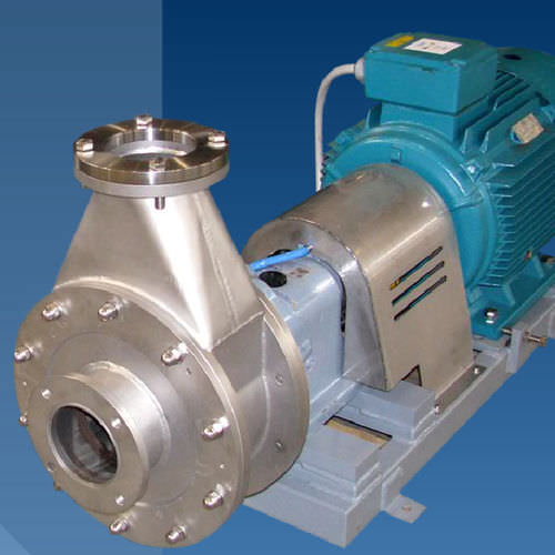 food product pump / centrifugal / for the food industry / macerator