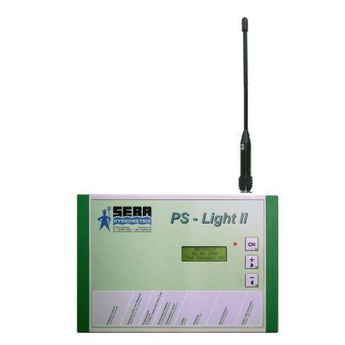 bubbler level sensor / for water / with temperature sensor / 4-20 mA
