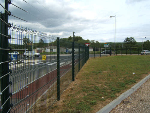 Safety fence GARD'ACTIVE BOLLORE PROTECTION