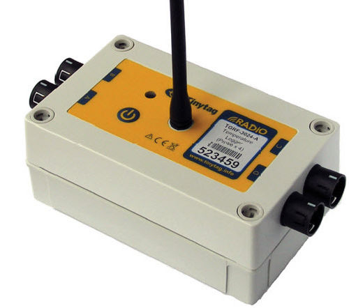 temperature data-logger / wireless / without display / programmable
