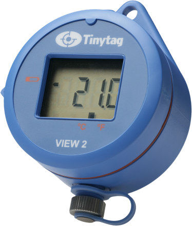 temperature data-logger / USB / with screen / programmable