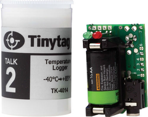 temperature data-logger / USB / without display / programmable